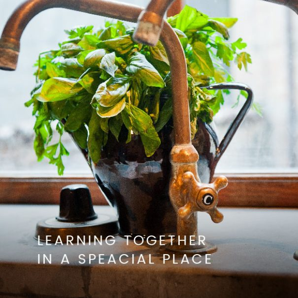 Learning Together In A Special Place